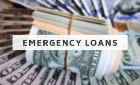 Emergency cash loans