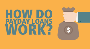 Payday loans work