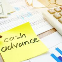 Cash advance interest-free