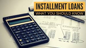 Refinance your installment loan